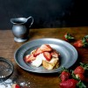 French Toast with Ricotta and Strawberries