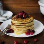 orange pancake