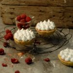 Citrus & Raspberry Meringue Pie