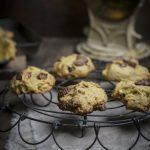 Pumpkin Reese Cookies