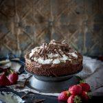 Super Chocolate Fudge Cake Pudding